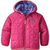 Patagonia Reversible Puff-Ball Jacket - Infant Girls'
