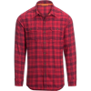 Basin and Range Woodside Fineline Plaid Midweight Quick-Dry Flannel Shirt - Men's