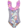 Maaji Scenic Route One-Piece Swimsuit - Toddler Girls'
