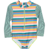 Seea Swimwear Body-Suit One-Piece Swimsuit - Toddler Girls'