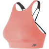 New Balance Studio Crop Top Sports Bra - Women's