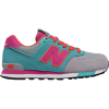New Balance 574 Cut & Paste Shoe - Girls'