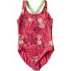 Patagonia Water Luvin' Reversible One-Piece Swimsuit - Girls'