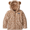 Patagonia Furry Friends Fleece Hooded Jacket - Infant Girls'