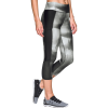 Under Armour Fly By Printed Run Capri - Women's