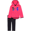 Under Armour Big Logo Hoodie Set - Infant Girls'