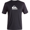 Quiksilver Solid Streak Short-Sleeve Rashguard - Men's