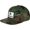 Backcountry Flat Brim Patch Snapback - Men's