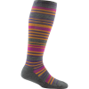 Darn Tough Striped Light Cushion Knee-High Socks - Women's