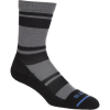 FITS Light Striped Hiker Crew Sock