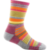 Darn Tough Sierra Stripe Micro Light Cushion Crew Socks - Women's