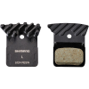 Shimano BR-RS805/RS505 Flat Mount L02A Resin Ice-Tech Disc Brake Pad
