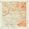 Parks Project Yellowstone Map Bandana