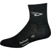 DeFeet Wooleator 3in D-Logo Sock