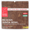 Good To-Go Mexican Quinoa Bowl Double Serving Entree