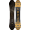 Arbor Element Black Snowboard - Men's