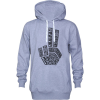 Planks Clothing Hand of Shred Hoodie - Men's