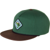 Hippy Tree Land Strapback Hat