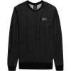 RVCA Mowgli Script Embroidered Crew Sweatshirt - Men's