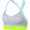 Nike Pro Indy Logo Back Sport Bra - Women's