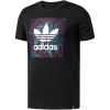 Adidas Blackbird Palm T-Shirt - Men's