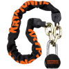 Kryptonite Messenger Chain with Moly Padlock