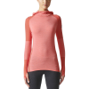 Adidas Climaheat Primeknit Hooded Shirt - Long-Sleeve - Women's