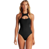 Vitamin A Alexa High Neck Full-Cut Maillot Swim Suit - Women's