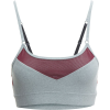 Splits 59 Allegra Moderate Heathered Support Bra - Women's