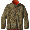Patagonia Reversible Snap-T Glissade Fleece Pullover - Men's