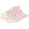 Under Armour Essential No-Show Liner Socks - 6-Pack - Women's