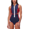 Duskii Kailua Cut Out Tank One-Piece Swimsuit - Women's