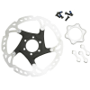 Shimano SM-RT76 Disc Brake Rotor - 6-Bolt
