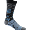 Darn Tough Dashes Crew Light Sock - Men's