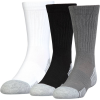 Under Armour HeatGear Tech Crew Sock - 3-Pack