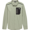 The North Face Alpenbro Long Sleeve Woven Shirt   Men's