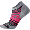 Smartwool PhD Run Ultra Light Striped Micro Sock - Women's