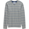 Reigning Champ Reversible Striped Terry Crewneck Sweatshirt - Men's
