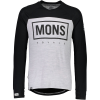 Mons Royale Redwood VT Long-Sleeve Jersey - Men's