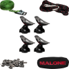 Malone Auto Racks SaddleUp Kayak Carrier