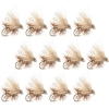 Montana Fly Company Elk Hair Caddis - 12-Pack