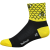 DeFeet Bee Aware 3in Aireator Sock