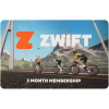 Zwift Membership Card - 3 Months