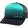 Yeti Cycles Race Stripes Foam Trucker Hat