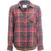 Dylan Harley Double Weave Plaid 1 Pocket Shirt - Women's