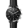 Shinola Canfield Sport 45 mm Stainless Steel Watch - Men's