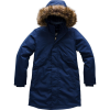 The North Face Arctic Swirl Hooded Down Jacket   Girls'