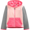 The North Face Glacier Full-Zip Hooded Jacket - Toddler Girls'
