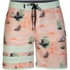 Hurley Phantom Block Party Eastern Seas 18in Board Short - Men's