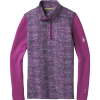 Smartwool Merino 250 Pattern Zip Top - Girls'